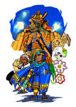 Song of Axayacatl, Lord of Mexico by nosuku-k