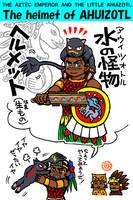 MANGA The helmet of Ahuizotl by nosuku-k