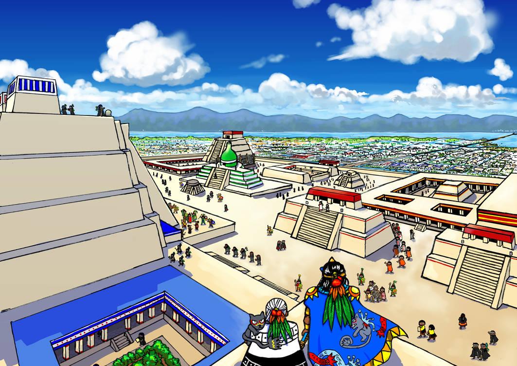 Our Aztec empire ver.2