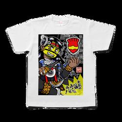 T-shirt for Tezcatlipoca fans ver.201603 1 by nosuku-k