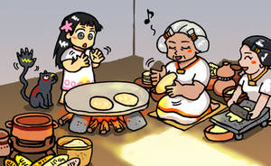 Let's make tortillas! by nosuku-k