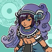 FAN ART Tlaloc by nosuku-k