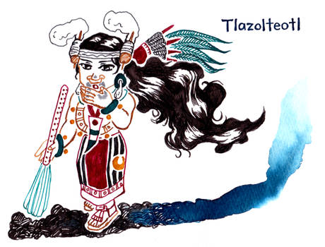 Tlazolteotl 20210304