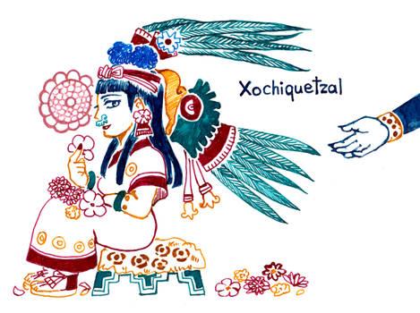 Xochiquetzal 20210304
