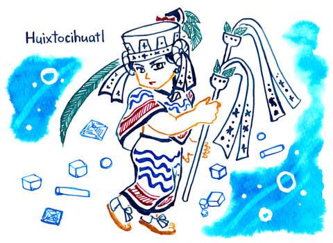 Huixtocihuatl 20210309