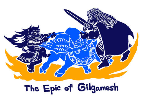 The Epic of Gilgamesh 20210512  The Bull of Heaven