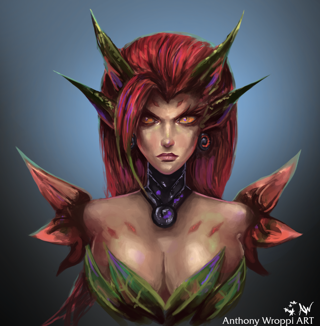zyra league of - photo #40