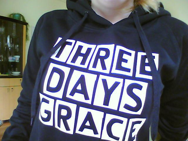 Three days grace hoodie