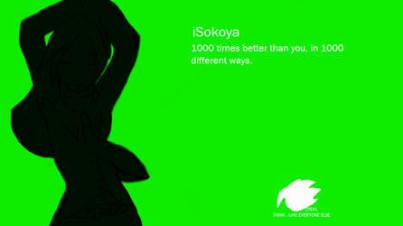iSokoya by Unforgiven3