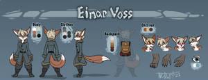 Einar Voss Reference Sheet