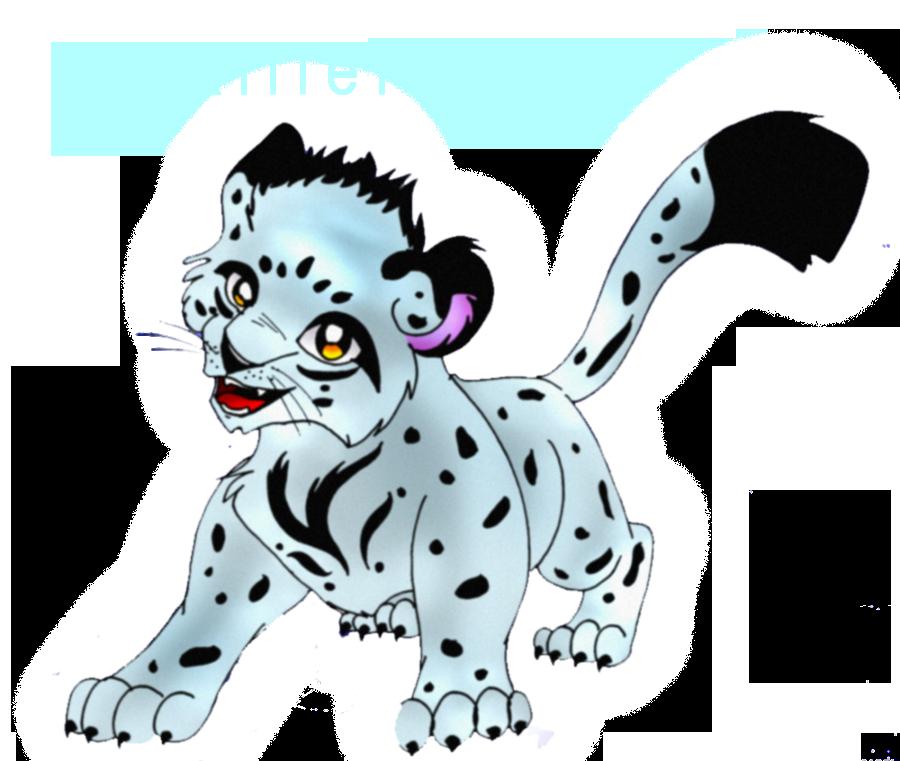 snow leopard cub by killersandy on deviantart rh killersandy deviantart com baby snow leopard clipart free snow leopard clipart