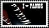 FANGS stamp by KillerSandy