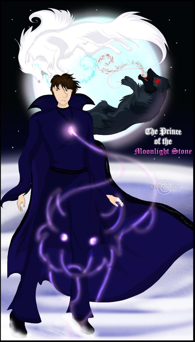 The Prince of the Moonlight Stone / poster/ by KillerSandy