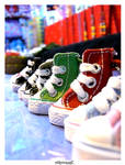 Chuck Taylor Collection by pinkposterpaint