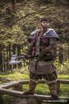 Dwarf woman Spring 2014