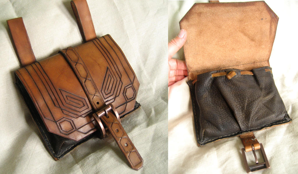 Belt Pouch for Dwarves