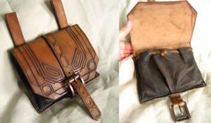 Belt Pouch for Dwarves