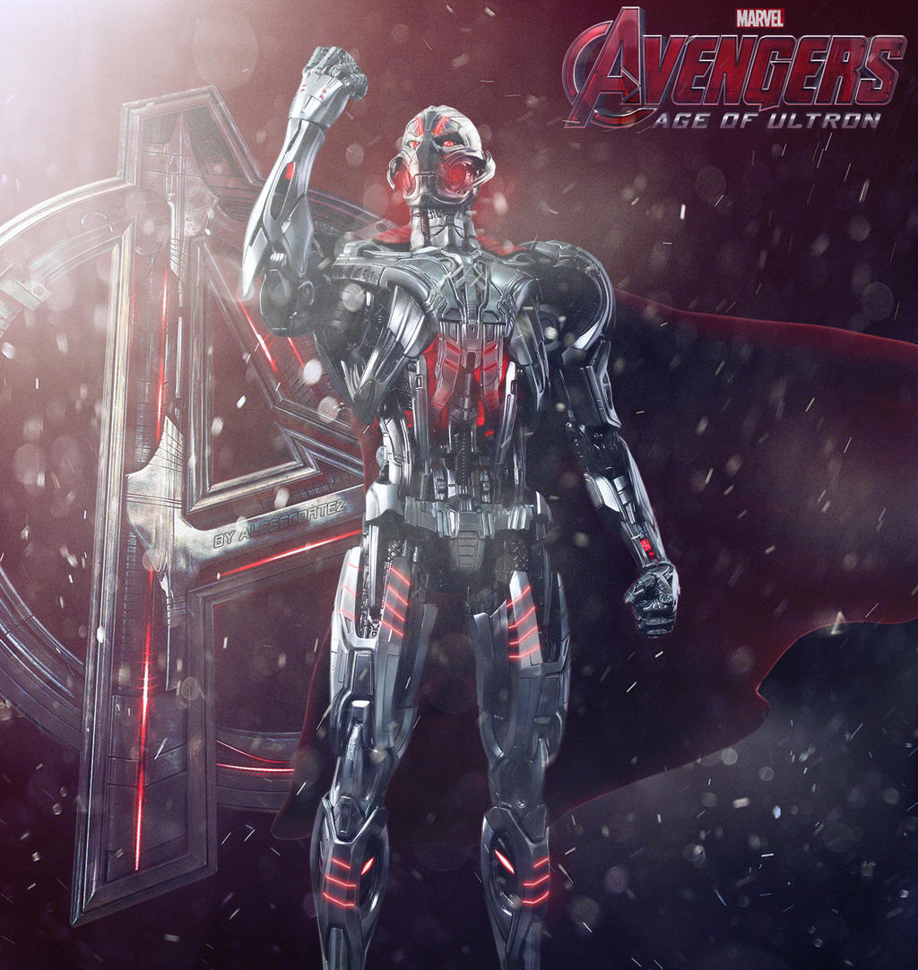 Avengers Age Of Ultron By Iloegbunam On Deviantart: Avengers: Age Of Ultron Art By AlessCortez On DeviantArt