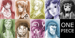 One Piece Color Group