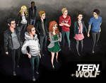 Teen Wolf - The Pack