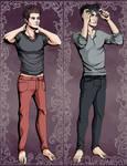 Teen Wolf - Stiles and Derek