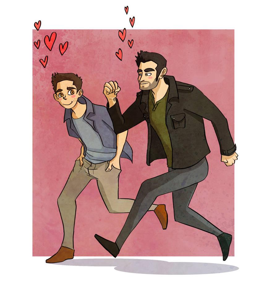 Teen Wolf - Idiots in love