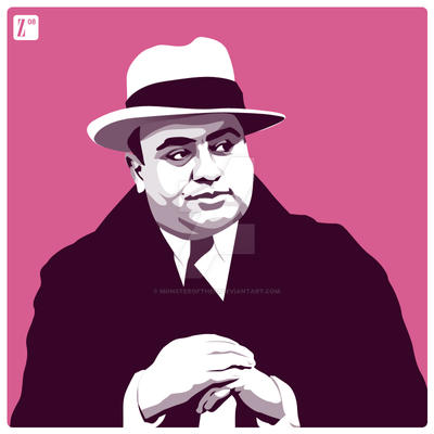 Capone by monsteroftheid