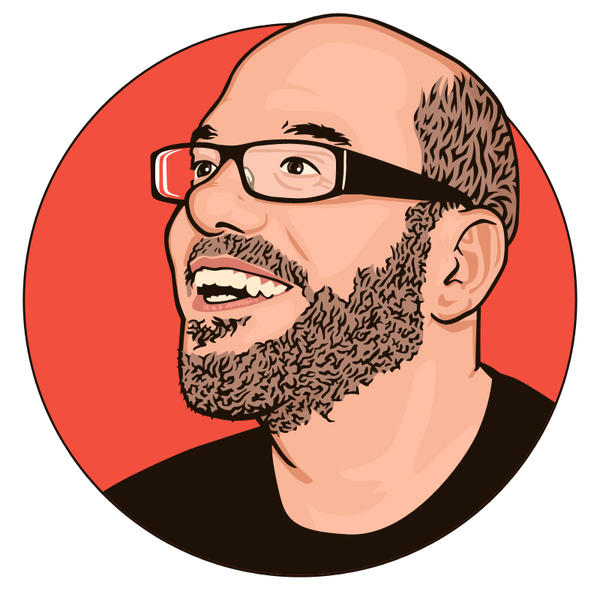 David Cross by monsteroftheid