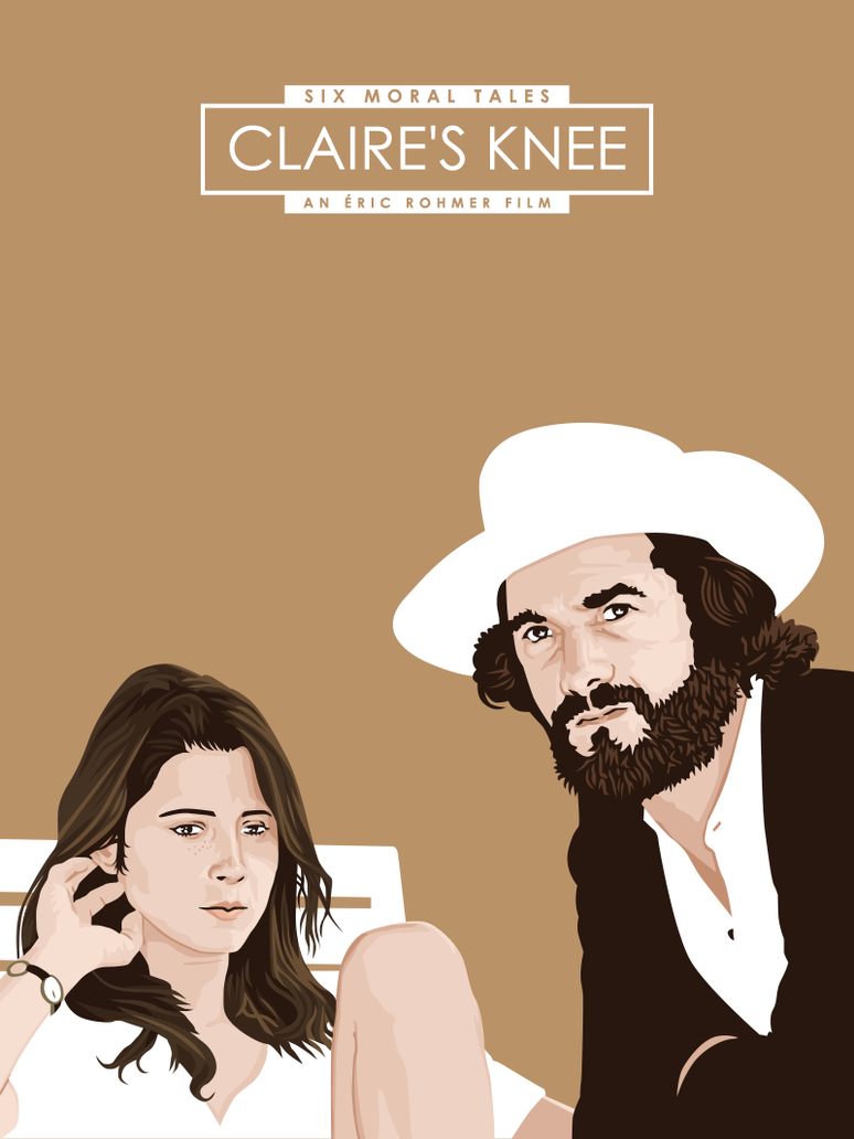 Claire's Knee by monsteroftheid