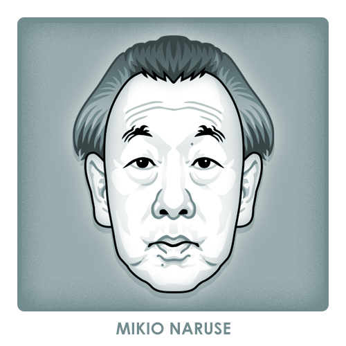 Mikio Naruse by monsteroftheid