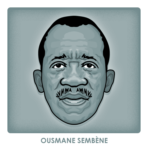 Ousmane Sembene by monsteroftheid
