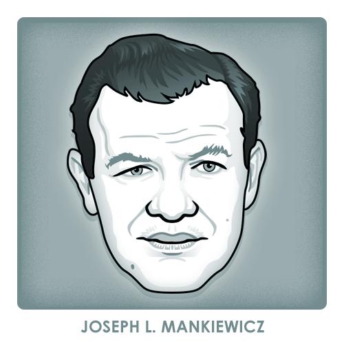 Joseph L. Mankiewicz by monsteroftheid