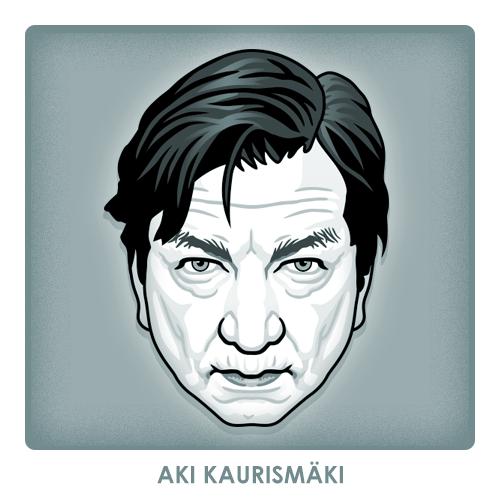 Aki Kaurismaki by monsteroftheid