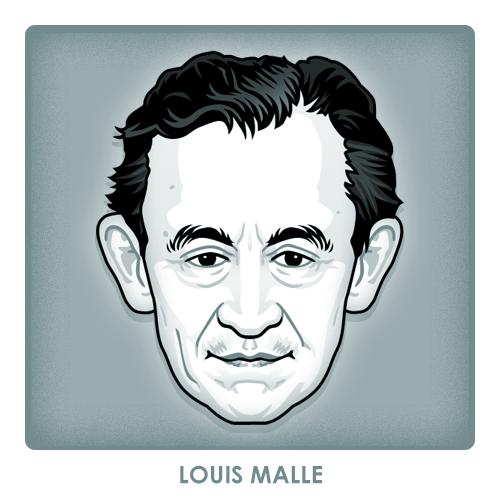 Louis Malle by monsteroftheid