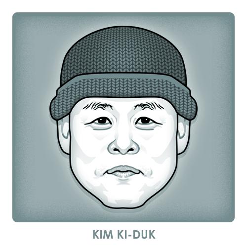 Kim Ki-duk by monsteroftheid