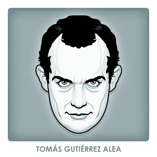Tomas Gutierrez Alea by monsteroftheid