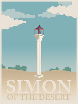 Simon Of The Desert