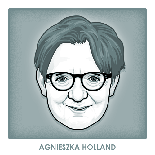 Agnieszka Holland by monsteroftheid
