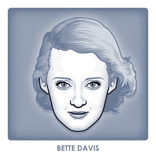 Bette Davis by monsteroftheid