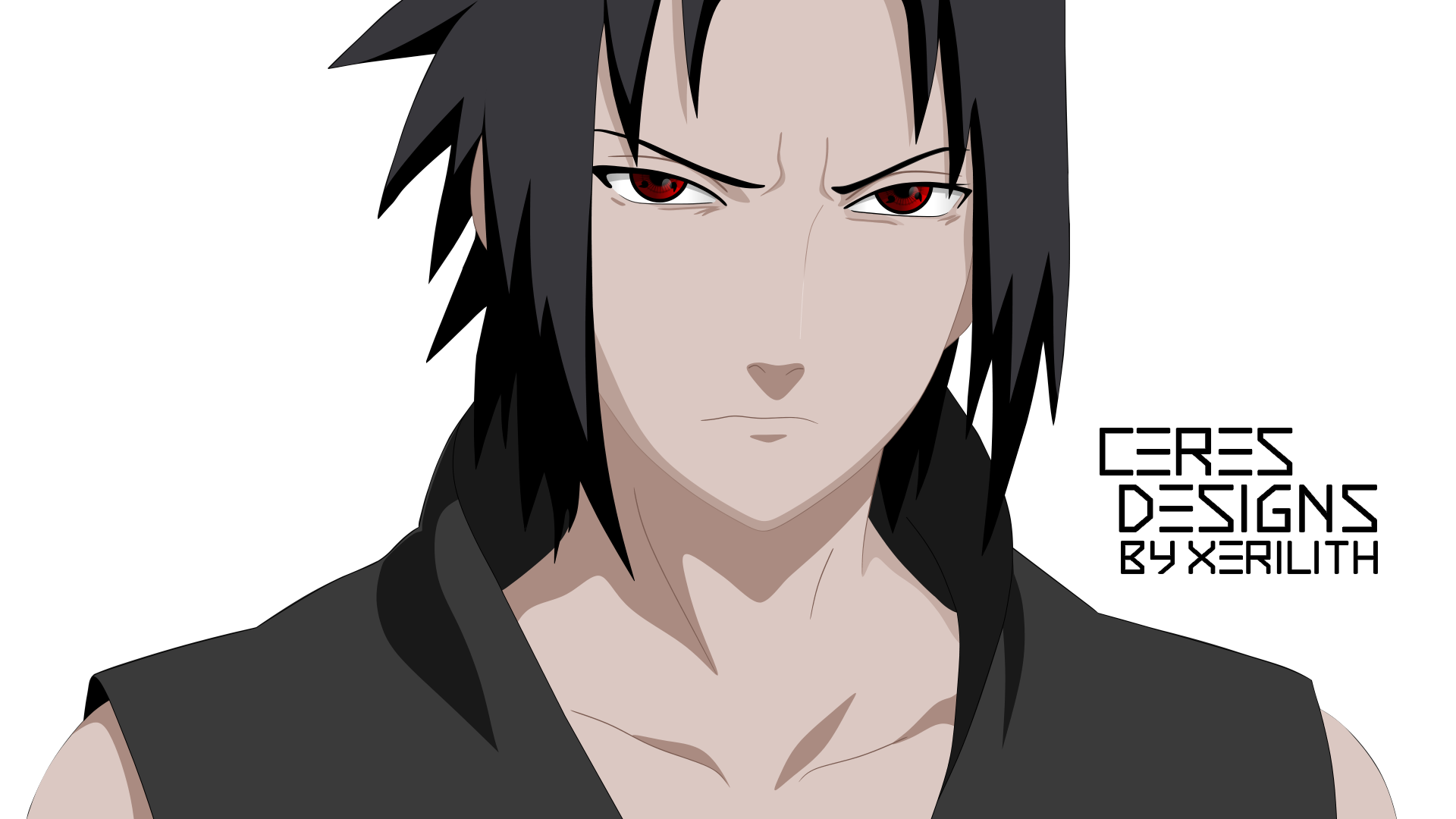 Sasuke Uchiha Render By Zelithix On DeviantArt