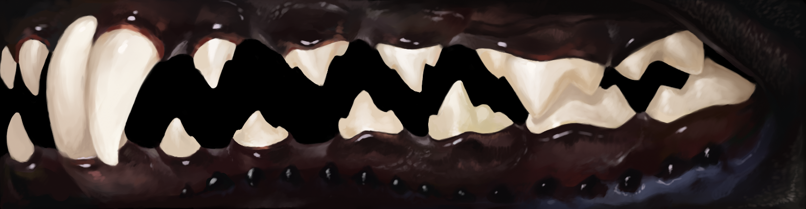love draving teeth by Aspidal