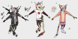 Adopts auction (CLOSED)