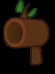 Coconut gun body asset by HedgehogArtQAQ