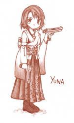 Old works 02 - Yuna