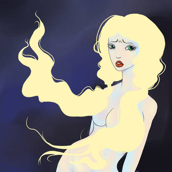 Lixie Mc Glow - Final by Loucie