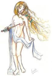 Sucide's Venus by Loucie