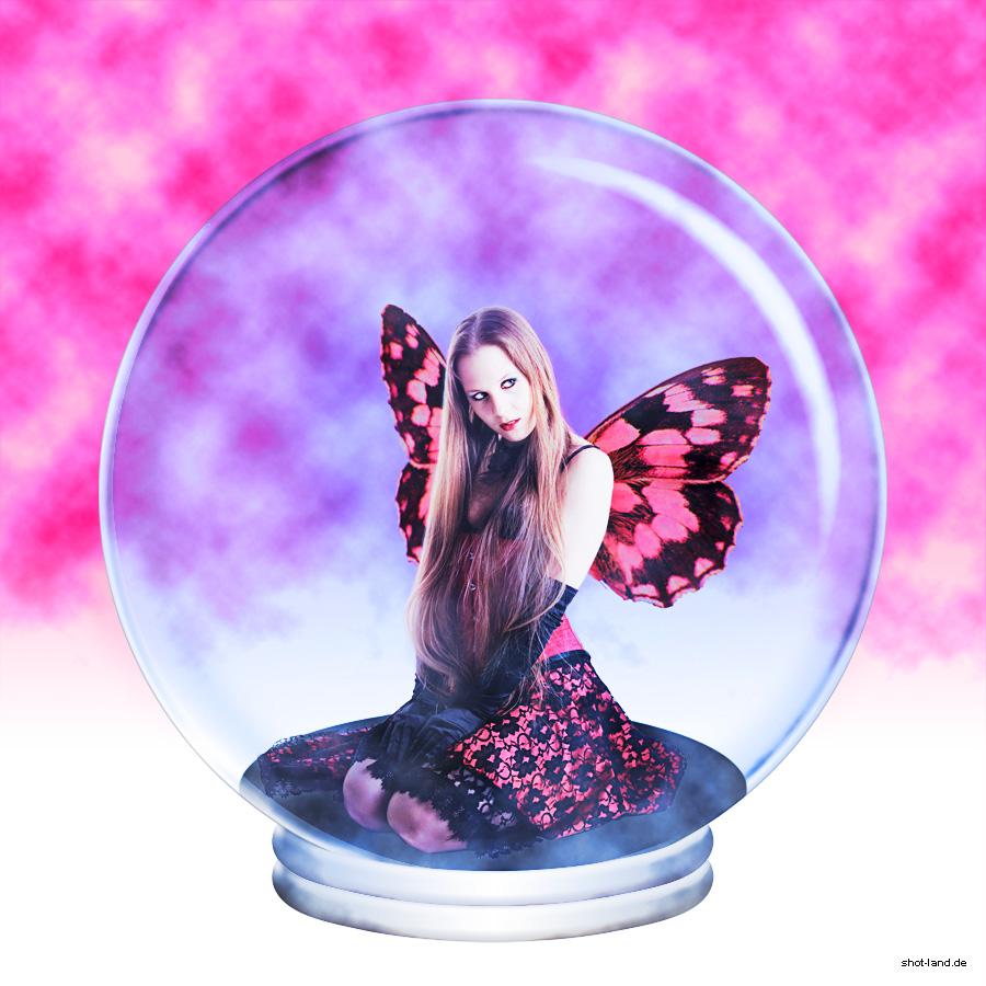 Ich fing den schoensten Schmetterling by shot-land