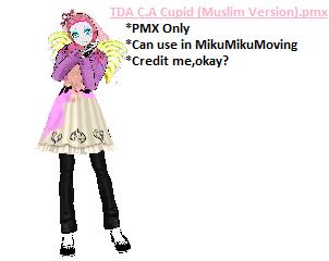 Muslim cupid