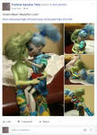 MH OOAK_Soft Calm Love by FatinFantine