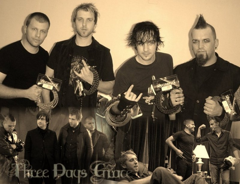 Three days grace wallpaper by poundingonthedoor on deviantart - Three days grace wallpaper ...